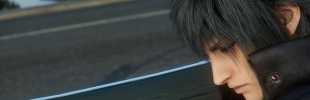 Final Fantasy XV: Nuove informazioni dal Comic Fiesta 2014
