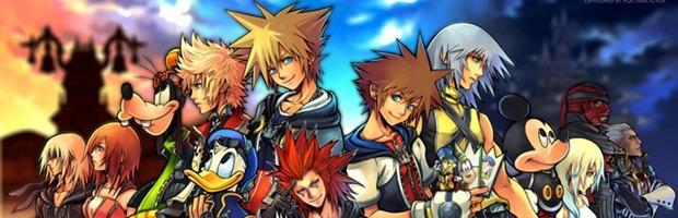 Kingdom Hearts 2.5 HD ReMIX: gameplay off-screen dalla Games Week - Notizia