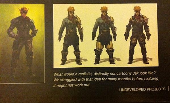 Jak & Daxter 4: concept art dal libro The Art of Naughty Dog