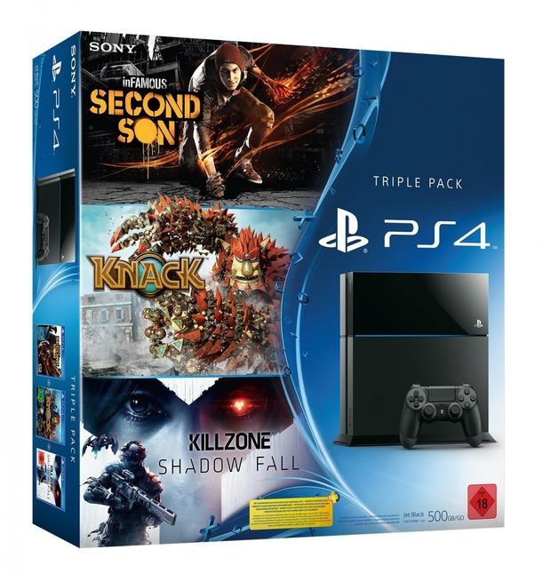 PlayStation 4: un ricco bundle per la Germania