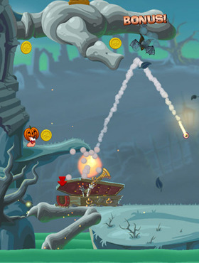 Worms Crazy Golf - recensione - iPhone