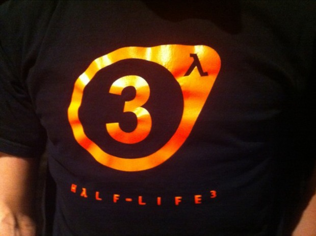 Half Life 3 appare... su una maglietta!
