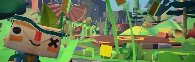 Tearaway 2 per PlayStation Vita non è da escludere, secondo Media Molecule - Notizia