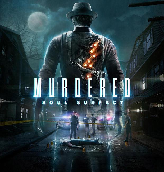 Murdered: Soul Suspect, svelata l'immagine di copertina