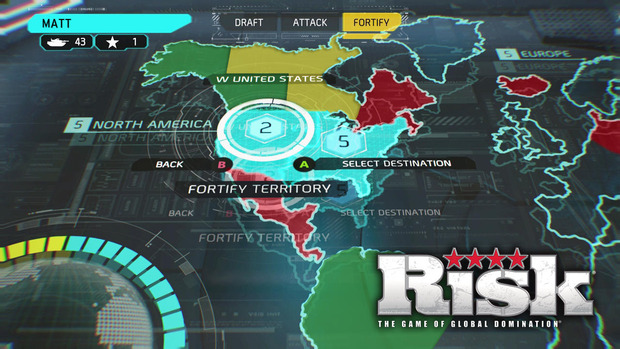 Risk arriva su PlayStation 4 e Xbox One