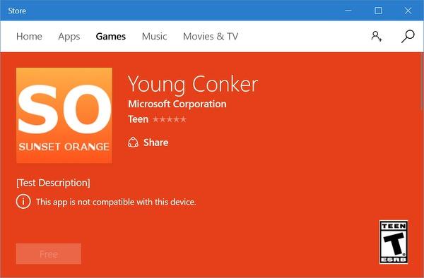 Fragments e Young Conker compaiono su Windows Store
