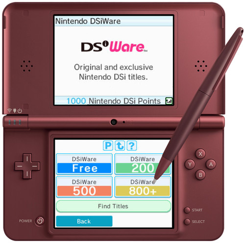 Nintendo DSi, rinnovata l'offerta dei 1'000 Nintendo Points gratuiti