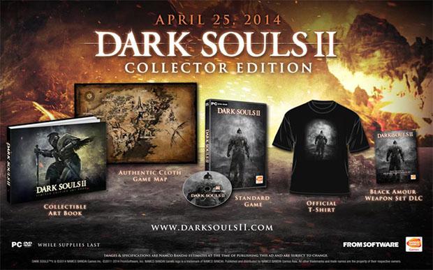 Dark Souls 2 per PC, smentita la data di uscita