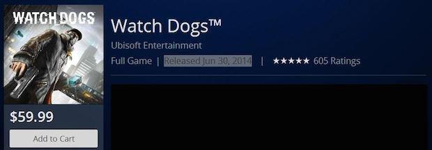 Watch Dogs: Sony svela la data di uscita?