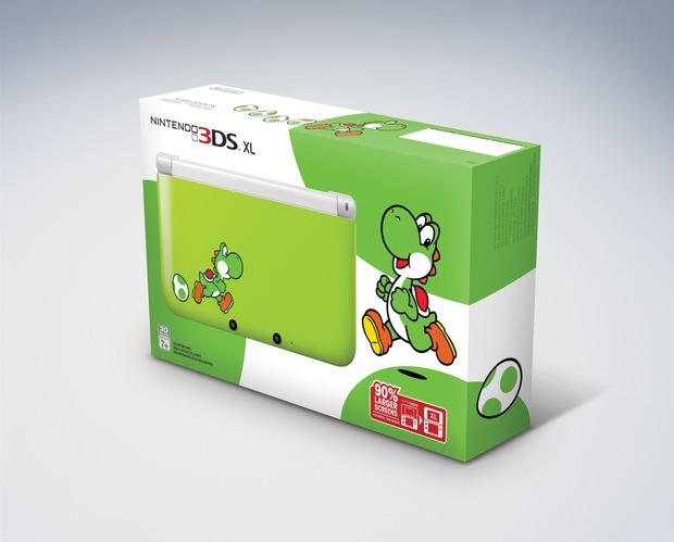 Yoshi's New Island: 3DS XL a tema anche per gli USA