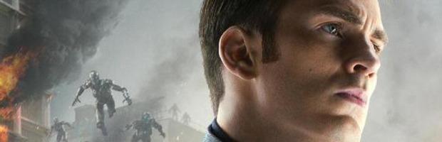 [UPDATE] Avengers: Age of Ultron, ecco il character poster di Captain America, anche in italiano