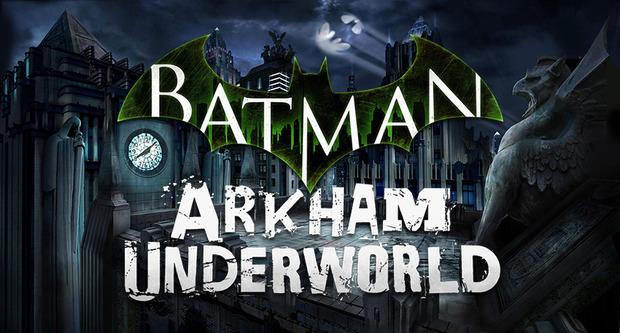 Batman: Arkham Underworld annunciato per Android e iOS, aperte le iscrizioni alla beta