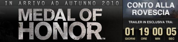 Medal of Honor, un nuovo trailer tra due giorni