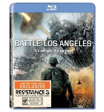 Resistance 3: negli USA la demo distribuita con il blu-ray di World Invasion
