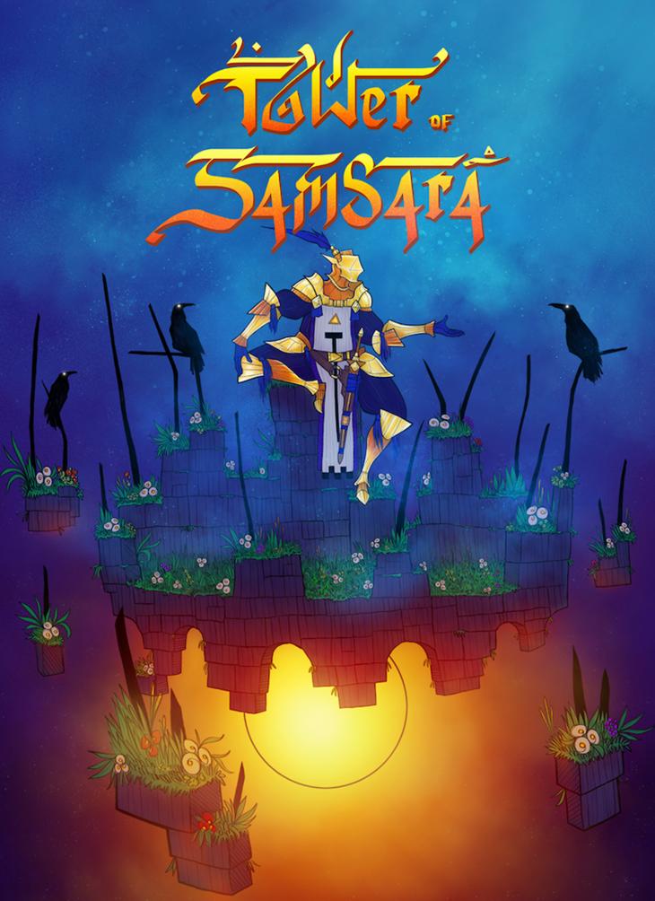 Tower of Samsara: al via la campagna Kickstarter