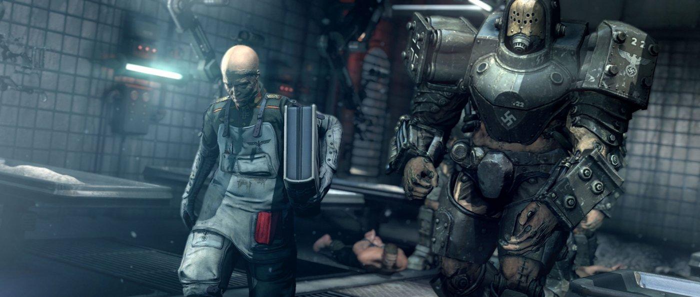 Wolfenstein: The New Order: rilasciati nuovi screenshot