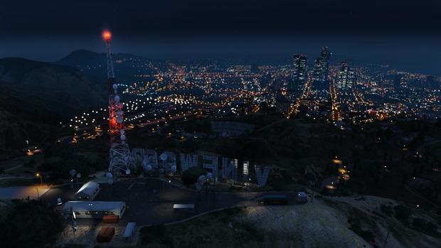 GTA 5 si mostra in tante nuove immagini