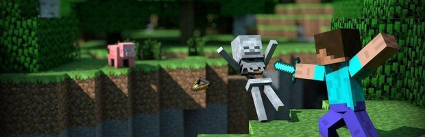 Minecraft: pubblicato un aggiornamento per le versioni Xbox