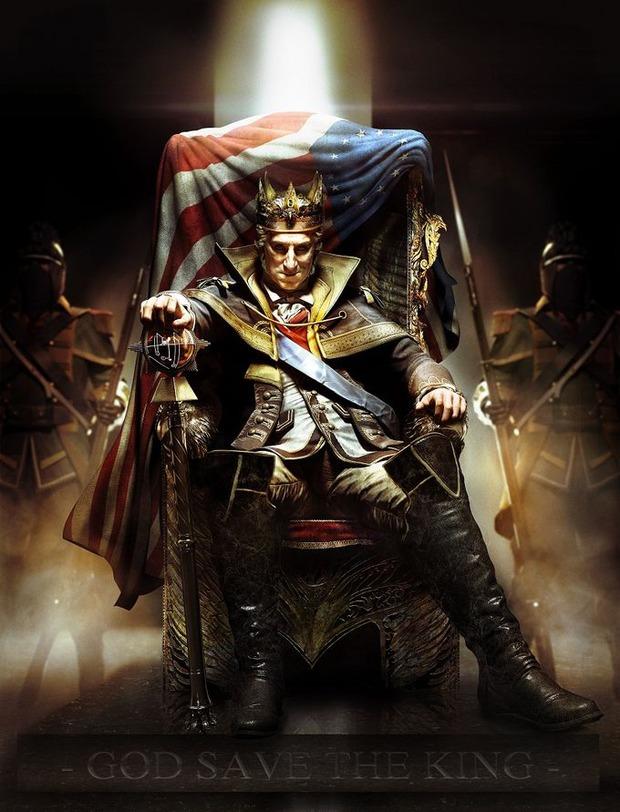 Assassin's Creed 3: il Season Pass include la campagna 'La Tirannia del Re Washington'