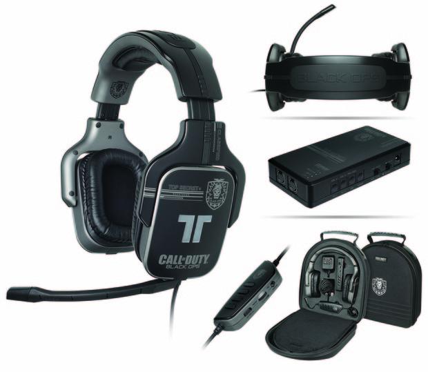 Un headset ufficiale per Call of Duty: Black Ops