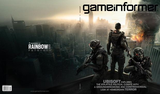 Game Informer conferma Rainbow 6: Patriots