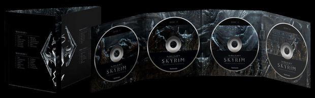 The Elder Scrolls V Skyrim: aperti negli USA i pre-ordini per la colonna sonora ufficiale