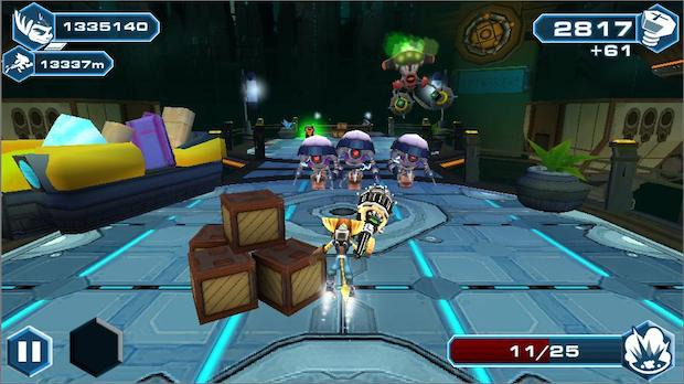 Ratchet & Clank: Before the Nexus annunciato per smartphone e tablet