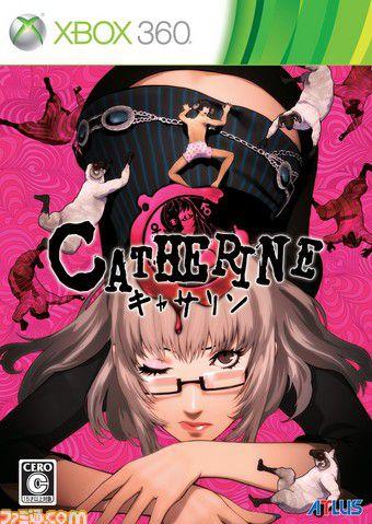 Catherine, due cover differenti per PS3 e Xbox 360