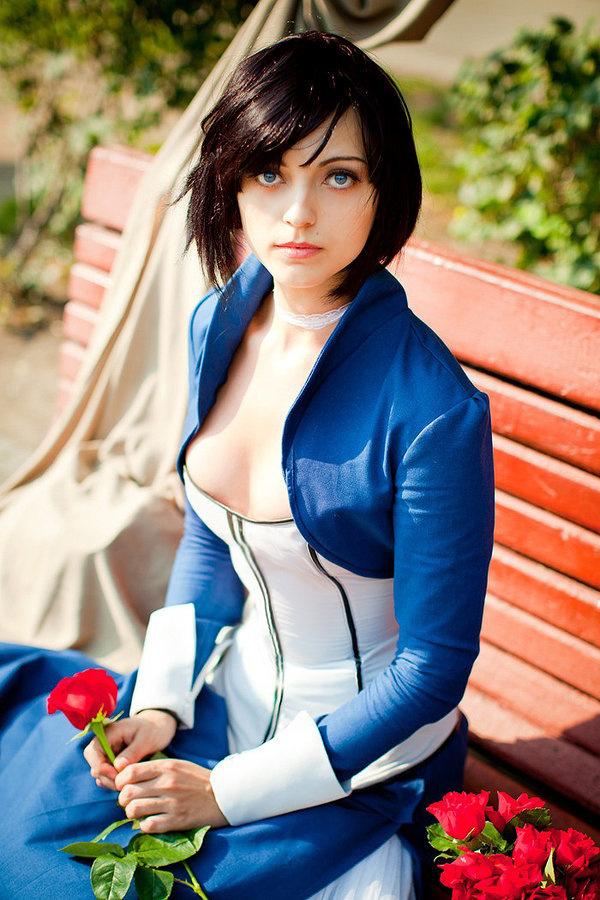 Bioshock Infinite: ecco la cosplayer ufficiale di Elizabeth