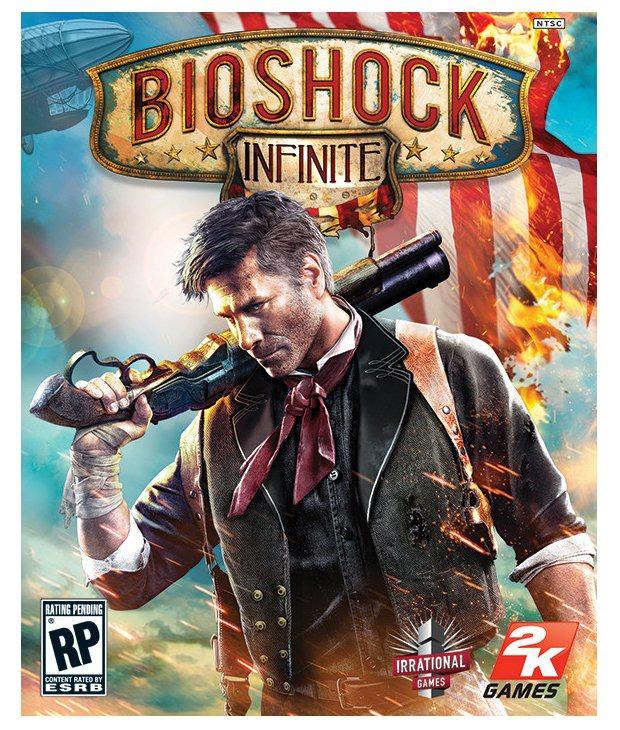 Bioshock Infinite: ecco la copertina