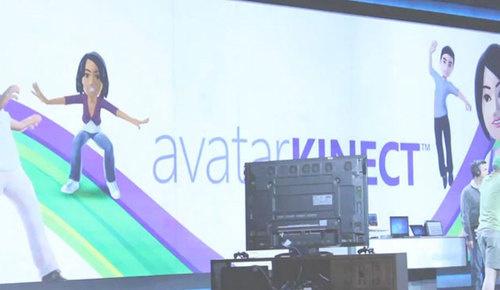 Microsoft pronta a svelare Avatar Kinect