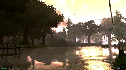 Morrowind: una mod migliora il comparto grafico