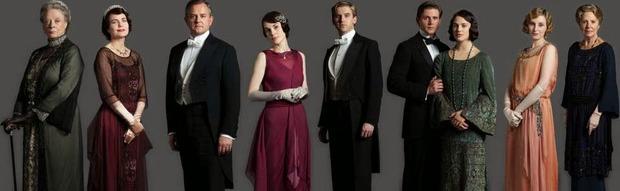 Downton Abbey 5: materiale promozionale dal quarto episodio