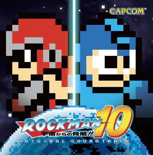 Mega Man 10, Capcom annuncia la colonna sonora ufficiale