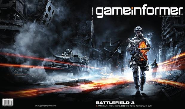 Battlefield 3 presente nel prossimo numero di GameInformer