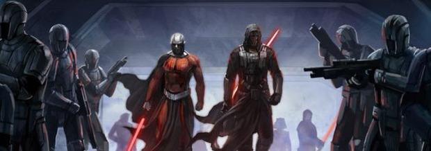 Star Wars: The Old Republic, nuove informazioni su Shadow of Revan