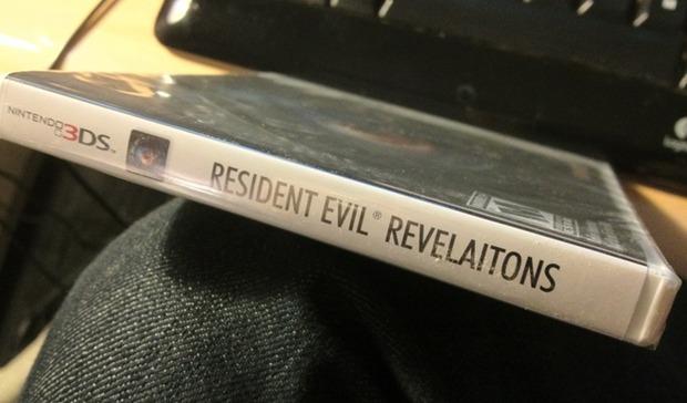 Resident Evil Revelations: Capcom offre una copertina senza errori agli acquirenti USA