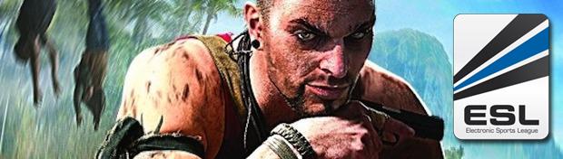 ESL organizza tre tornei ufficiali di Far Cry 3
