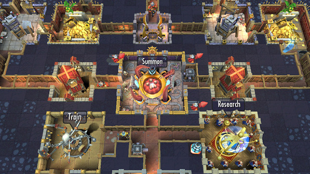 Dungeon Keeper - recensione - iPhone