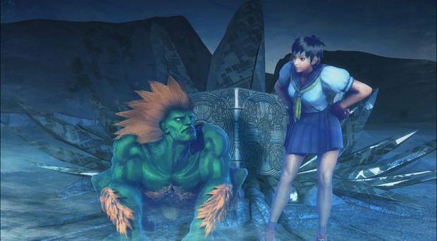 Street Fighter X TEKKEN: tracce dei personaggi distribuiti tramite DLC sul disco della versione Xbox 360