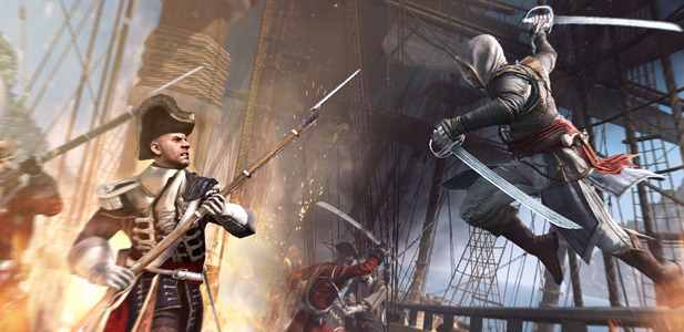 Assassin's Creed 4: Black Flag - anteprima - XBOX 360
