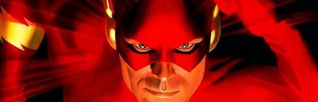 Flash: nuova foto dietro le quinte, una featurette