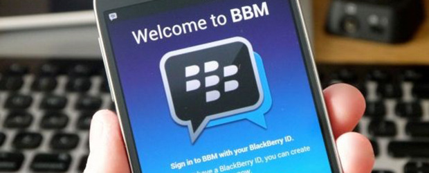 Il BlackBerry Messenger tocca quota 100 milioni di download su Google Play