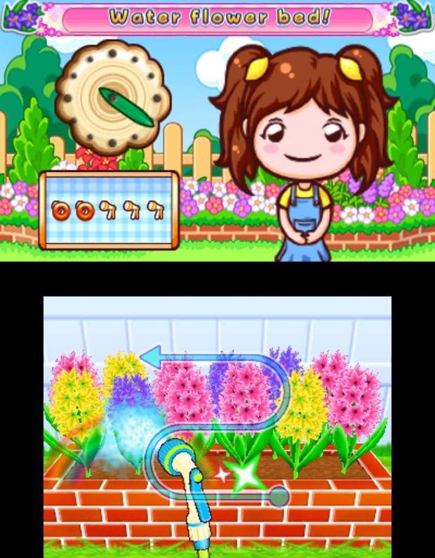 Gardening Mama 2: Forest Friends - pubblicati i primi screenshot della versione americana