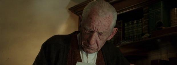 Mr. Holmes: ecco il teaser trailer del film con Sir Ian McKellen protagonista
