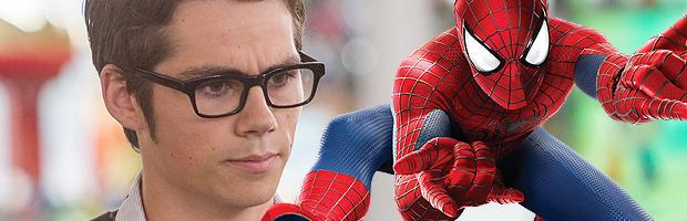 Spider-Man: Dylan O'Brien parla dei rumor
