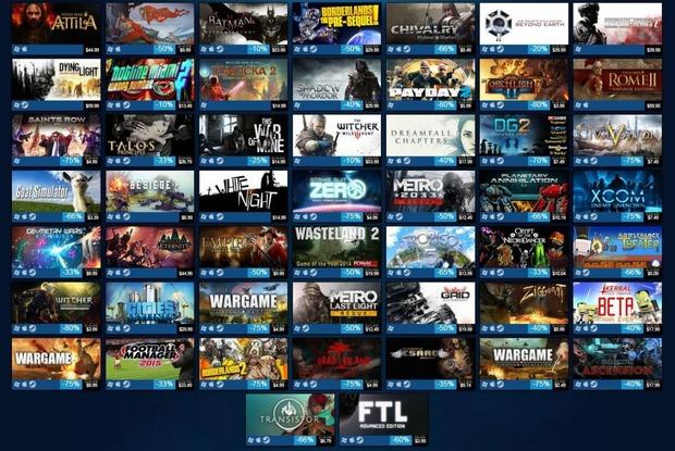 Steam celebra i giochi in arrivo su SteamOS con una serie di sconti