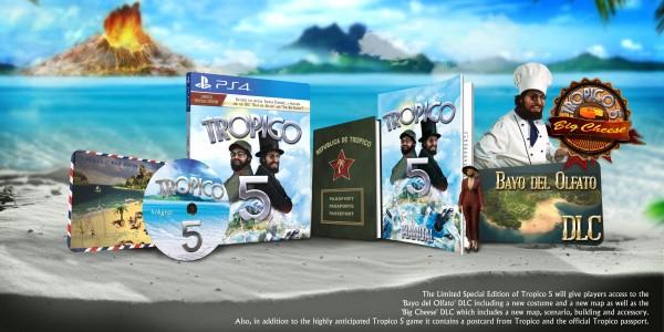 Tropico 5, confermata la data di uscita per la versione PS4