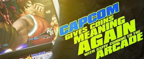 Super Street Fighter 4, Capcom conferma la versione Arcade