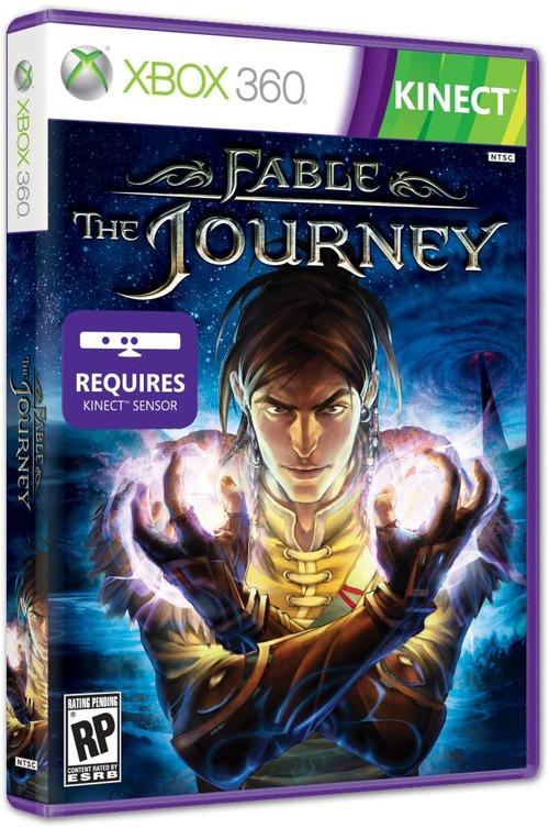 Fable The Journey: Lionhead svela la copertina ufficiale